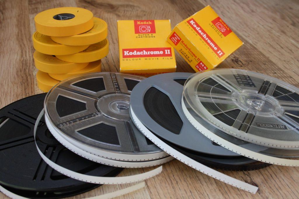 8mm Cine Film Transfer