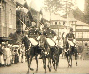 B&W 1930's India